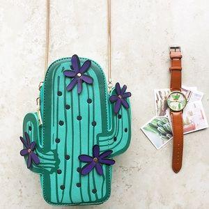 Cactus Bag 🌵 💕